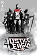 JUSTICE LEAGUE #1V