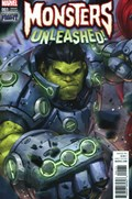 MONSTERS UNLEASHED #1F