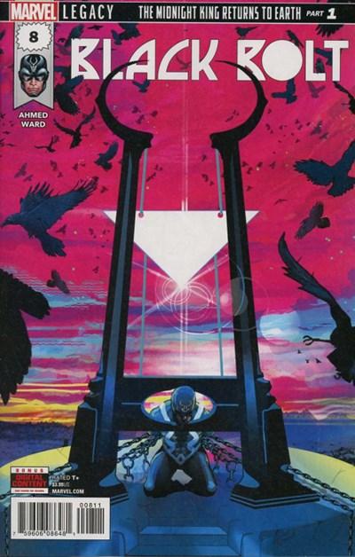 Comic Cover for Black Bolt (#8)