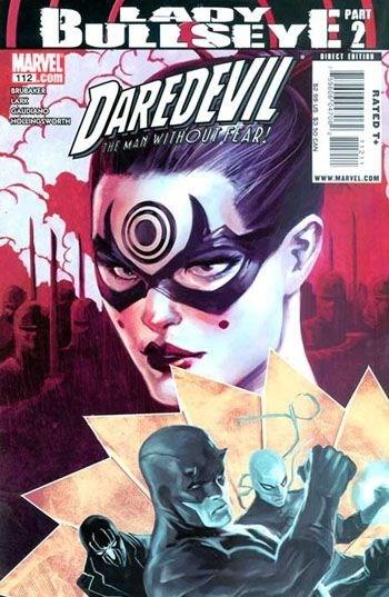 Comic Cover for Daredevil (#112)