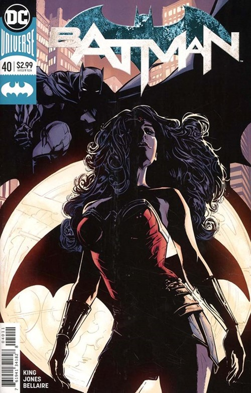 Comic Cover for Batman (#40)