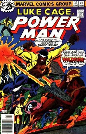 Comic Cover for Power Man (#32)