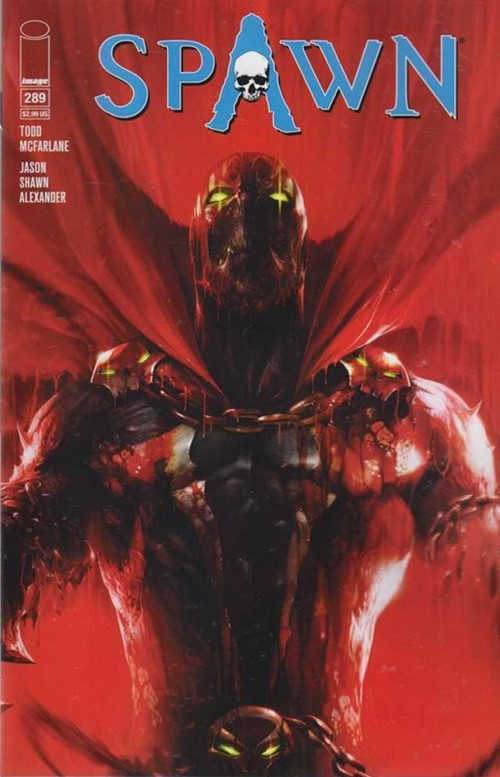 (Image) Cover for Spawn #289