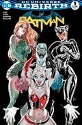 BATMAN #1-JET-FORB
