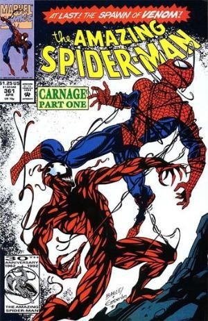 Comic Cover for Amazing Spider-Man (#361)