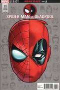 SPIDER-MAN/DEADPOOL #23B