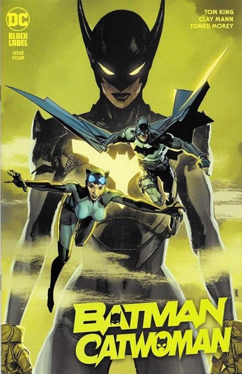 (DC Black Label) Cover for Batman/Catwoman #4
