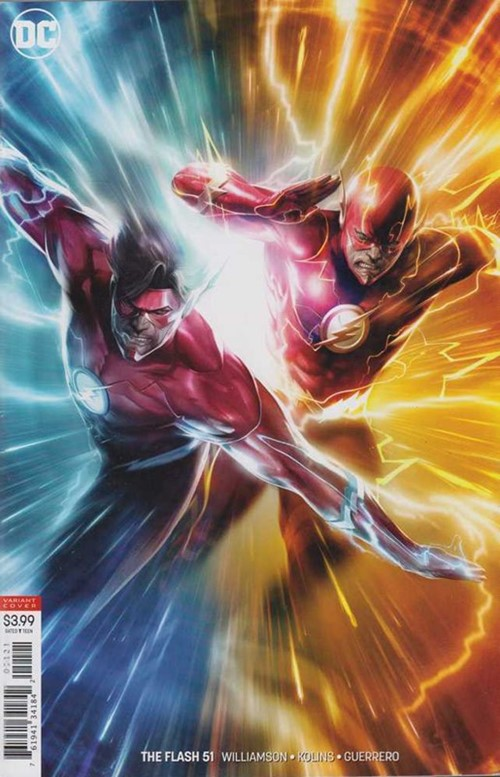Comic Cover for Flash, The (#51)