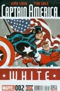 CAPTAIN AMERICA: WHITE #2