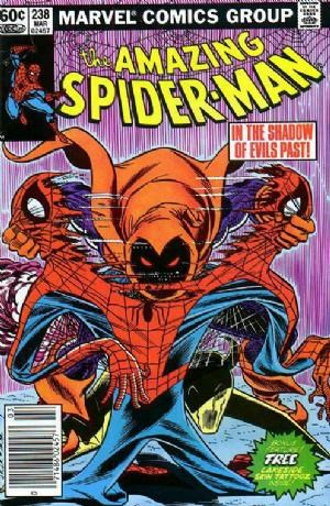 Comic Cover for Amazing Spider-Man (#238)