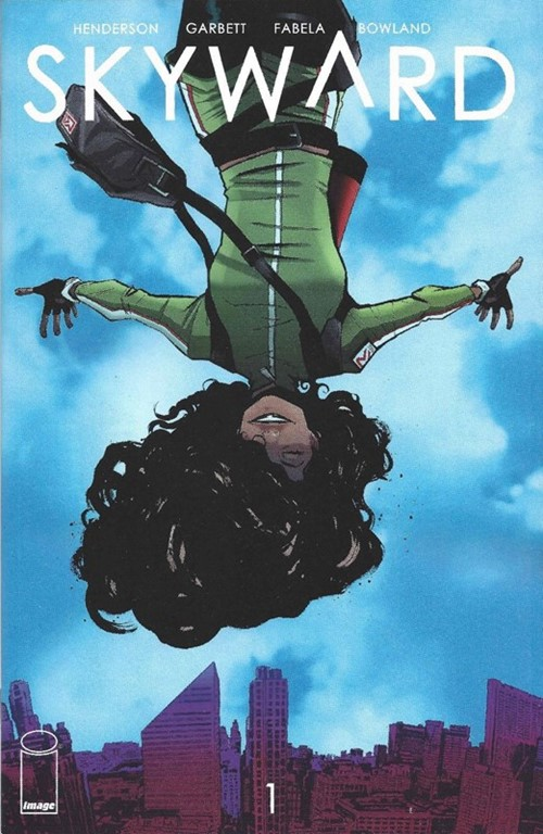 (Image) Cover for Skyward #1