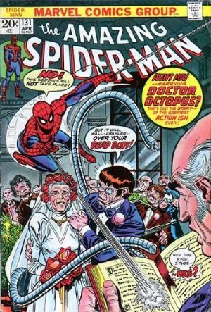 Comic Cover for Amazing Spider-Man (#131)