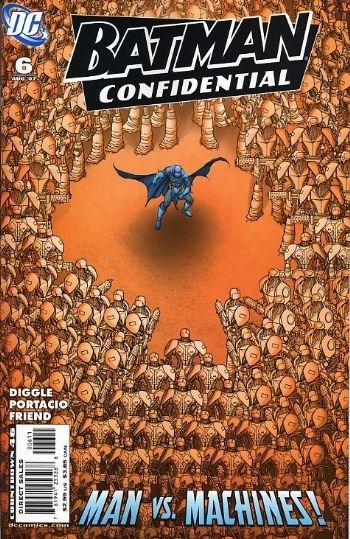 (DC) Cover for Batman Confidential #6