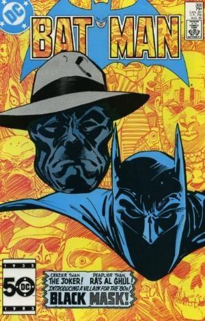 Comic Cover for Batman (#386)