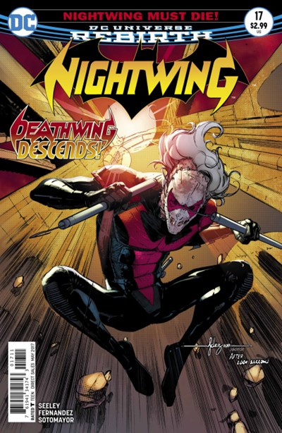 Comic Cover for NIGHTWING (#)