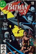 BATMAN #436-2nd Print