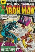 IRON MAN #86B