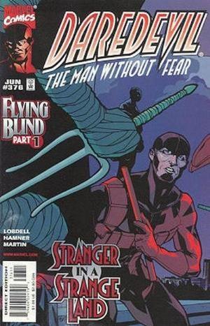 (Marvel) Cover for Daredevil #376