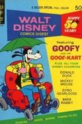 WALT DISNEY COMICS DIGEST #43
