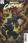 ABSOLUTE CARNAGE #1-3rd Print