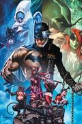 BATMAN WHO LAUGHS, THE #6-UNKN-C