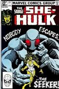 SAVAGE SHE-HULK, THE #21C