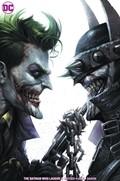 BATMAN WHO LAUGHS, THE #6-FRANK-B