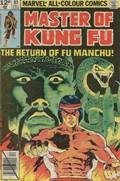 Master Of Kung Fu #83C