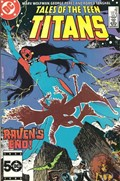 TALES OF THE TEEN TITANS #64B