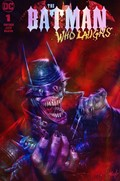 BATMAN WHO LAUGHS, THE #1-SCORP-J
