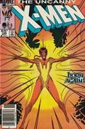 Uncanny X-Men #199