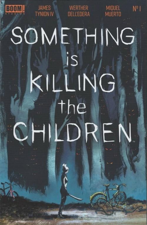 (Boom! Studios) Cover for Something Is Killing The Children #1
