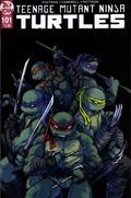 TEENAGE MUTANT NINJA TURTLES #101-2nd Print