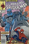 AMAZING SPIDER-MAN, THE #329