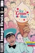 ICE CREAM MAN #1-IM1ST