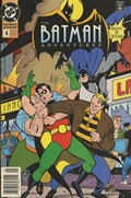 BATMAN ADVENTURES #4B