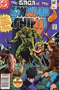 SAGA OF THE SWAMP THING #1B