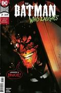 BATMAN WHO LAUGHS, THE #7