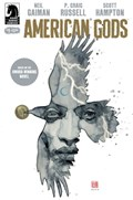 AMERICAN GODS #1A  Variant Cover David Mack Variant Cover