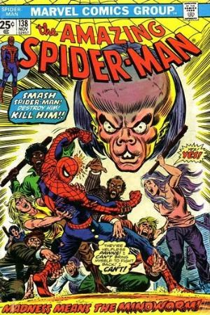 Comic Cover for Amazing Spider-Man (#138)
