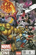 Marvel Point One #1B