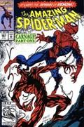 AMAZING SPIDER-MAN #361  Cover Carnage (full). Kasady.