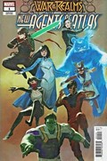WAR OF THE REALMS: NEW AGENTS OF ATLAS #1-RI-A