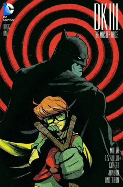 (DC) Cover for Dark Knight Iii: The Master Race #1 ComicXposure Exclusive Variant Cover by Babs Tarr