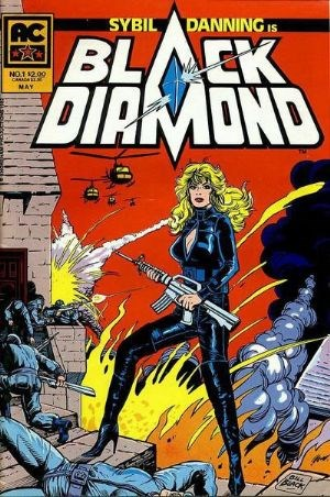 Comic Cover for BLACK DIAMOND (#)