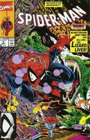 Comic Cover for SPIDER-MAN (#)