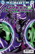 GREEN LANTERNS #19A  Variant Cover Emanuela Lupacchino Variant Cover