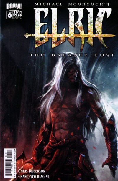 (Boom! Studios) Cover for Elric: The Balance Lost #6 Cover A by Francesco Mattina