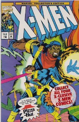 Comic Cover for X-MEN: COLLECTORS EDITION (PIZZA HUT) (#)