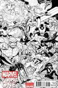 Marvel Point One #1-RI
